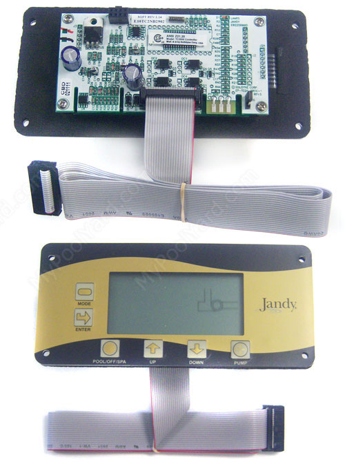 Jandy Heater Controller Tc200 Rep R0366200 Free Shipping
