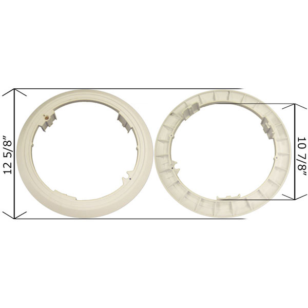 Adaptable Light Plastic Ring Aladdin 500p Free Shipping