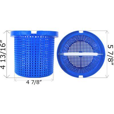 Aladdin Sta-Rite Aqua-Flo Premier 6in Pump Basket B-34