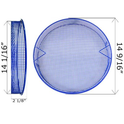 Aladdin Swimquip Swimming Pool Skimmer Strainer Basket B-83