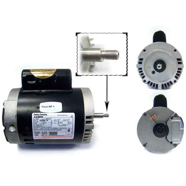 Americana Pump I Amp Ii Replacement Motor 1 0 Hp B128 Free