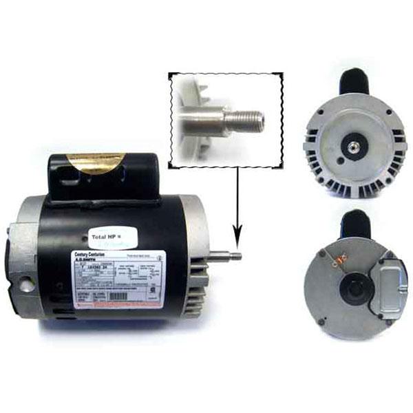 Americana pump i ii replacement motor 1 5 hp b129 free for Hayward northstar 1 5 hp motor