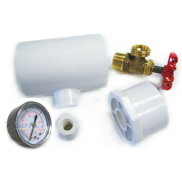 Pool pressure test kit for Swimming pool pressure test plugs
