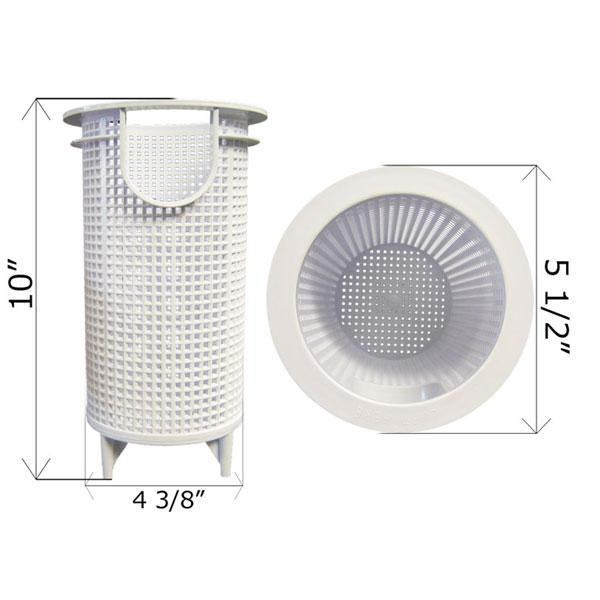 Cmp Pump Basket Pentair Challenger 355318 27180 219 000