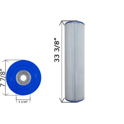 Cartridge Filter 150 GPM Pac-Fab C-7679