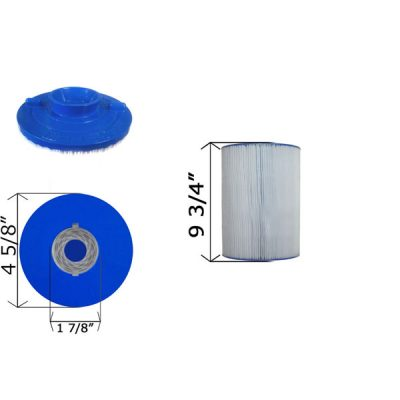 Cartridge Filter Aqua Spa C-4402