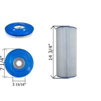 Cartridge Filter Aquatemp C-7619
