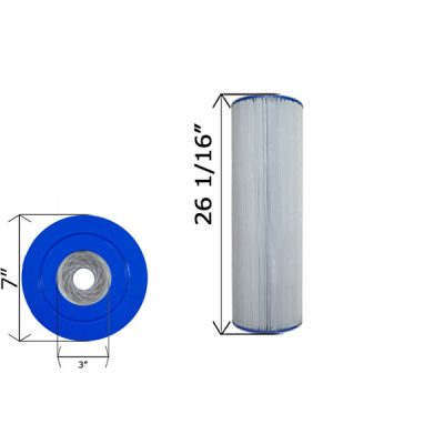 Cartridge Filter Clean & Clear Plus Crystal Water C-7471