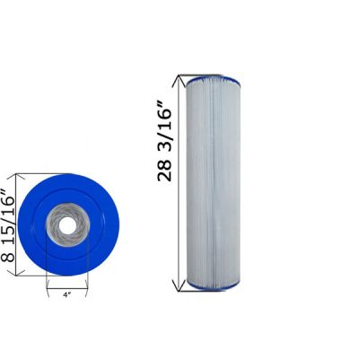 Cartridge Filter Hayward C1900RE Waterway Pro Clean C-8420