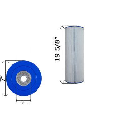 Cartridge Filter Hayward CX570RE Sta-Rite PRC 75 C-7477 C-7483