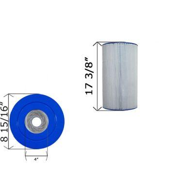 Cartridge Filter Hayward CX760RE Sta-Rite PXC-75 C-8411