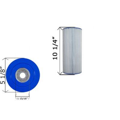 Cartridge Filter Hot Springs Spas C-5431