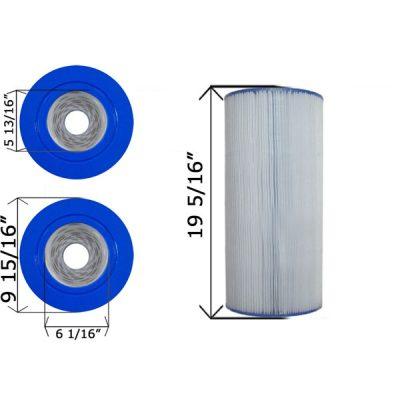 Cartridge Filter Jacuzzi CFR-100 C-9699