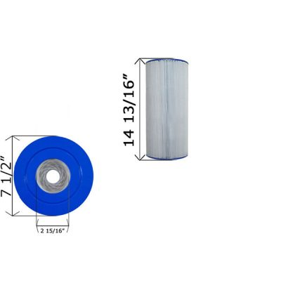 Cartridge Filter Rec. Warehouse C-7415