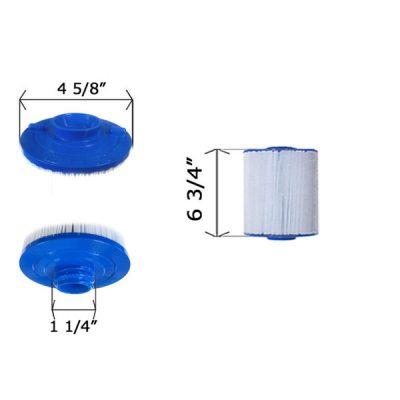 Cartridge Filter Saratoga Spa 4CH-920