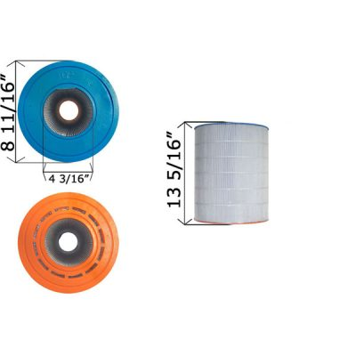 Cartridge Filter Sta-Rite 50TX 50GPM-TX 50TXR UHD-SR50