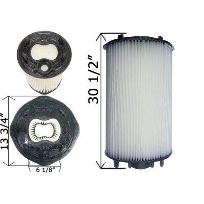 Cartridge Filter Sta-Rite System:2 PLD 48 sq. ft. 27002-0048S
