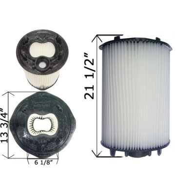 Cartridge Filter Sta-Rite System:2 PLM150 100 sq ft 27002-0150S