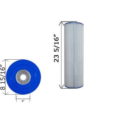 Cartridge Filter Waterway Clearwater II 200 C-8419