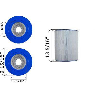 Cartridge Filter Waterway Clearwater Rec. Warehouse C-9401