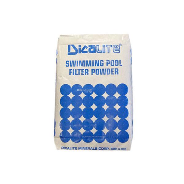 D e swimming pool filter powder 25lb de25 free shipping - Diatomite filter media for swimming pools ...