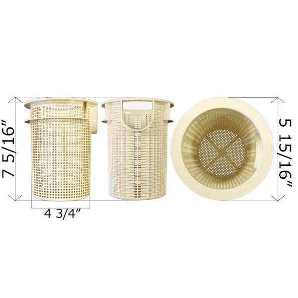 Dynaglas Pump Sta Rite Basket C8 58p R38006 B 215 Free