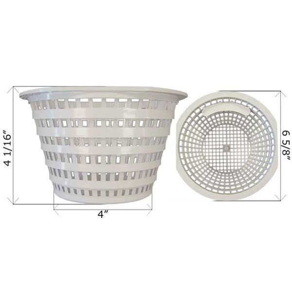 Pentair SuperPro FAS100 Pool Skimmer Basket 85003900 B172 Free