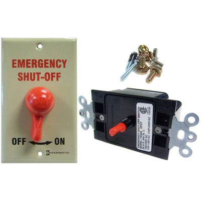 Intermatic 120V / 220V Emergency Shut Off Switch PA600
