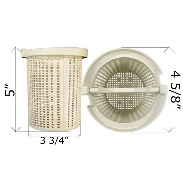 Max E Glas Dura Glas Pump Sta Rite Basket C108 33p R38004