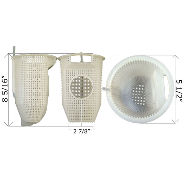 Max Flo Ii Hayward Pump Basket Spx2700m Free Shipping