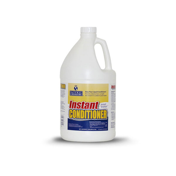 Natural Chemistry Pool Water Instant Conditioner 1 Gal