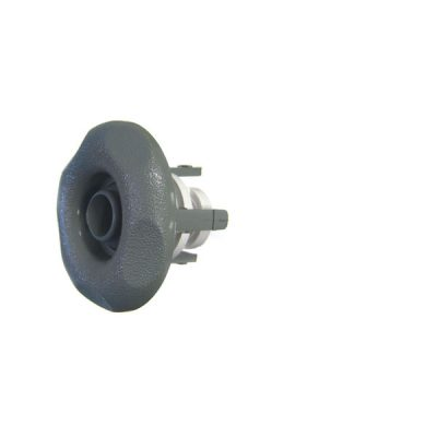 Pool Spa Adjustable 5 Scallop Gray Jet Waterway 212-1247