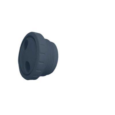 Pool Spa Pulsator Jet Gray 1 1/2 in. MPT CMP TS103 23315-031-000