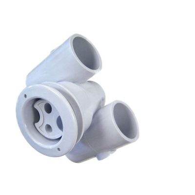 Pool Spa Tee Body Pulsator Jet White Pooline 11235