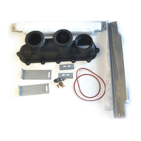 Raypak Heater Inlet/Outlet Header Kit 006706F Free Shipping