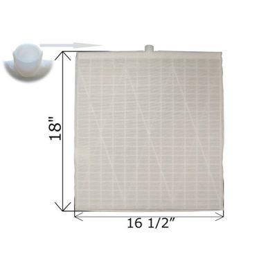 Rectangular DE Grid 18 in. x 16 1/2 in. FG-3016 FC-9885