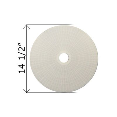 Spin Filter Round DE Grid 14 1/2 in. S-0140 FC-9940