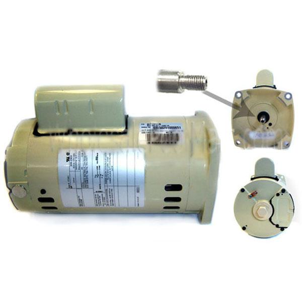 Pentair Whisperflo Superflo Challenger Pump 1 Hp Motor