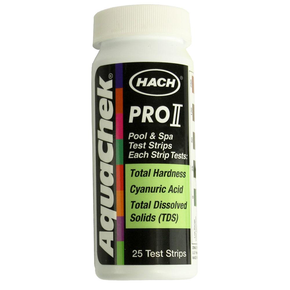 Aquachek Hach Test Kit Strips Tds Test Strips 512084 Free