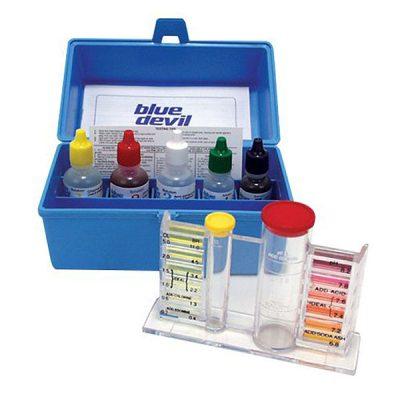 Blue Devil Pool & Spa 5-Way Test Kit B7448