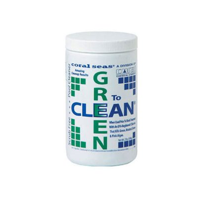 Coral Seas 2 lb. Green to Clean CS1060 07622