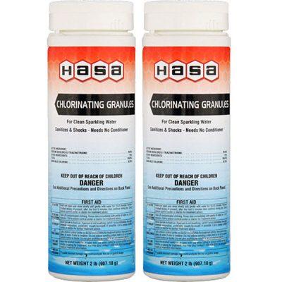 Hasa Chlorinating Granules 2lbs 61122 61602 Free Shipping