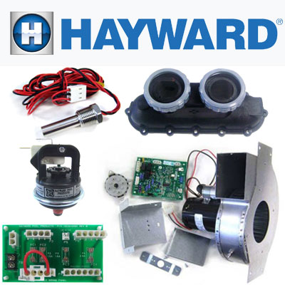 Hayward Heaters Parts