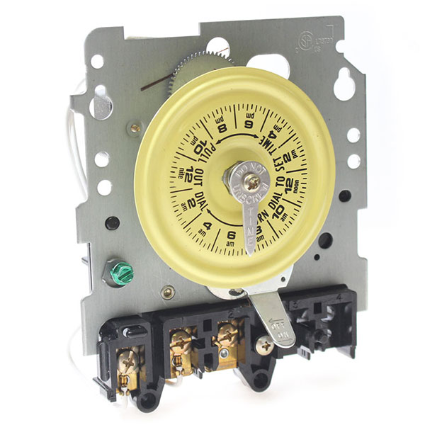 Intermatic Mechanical Timer Time Switch 110v Spst T101m Free Shipping