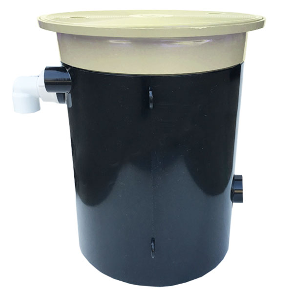 Swimming Pool Industry: MP Industries Automatic Pool Tan Leveler Auto Fill White