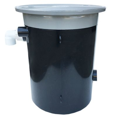 MP Industries Automatic Swimming Pool Water Leveler Gray 1953-JG