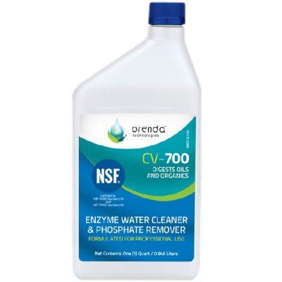 Orenda CV700 Enzyme Water Cleaner & Phosphate Control 1qt. ORE-50-220