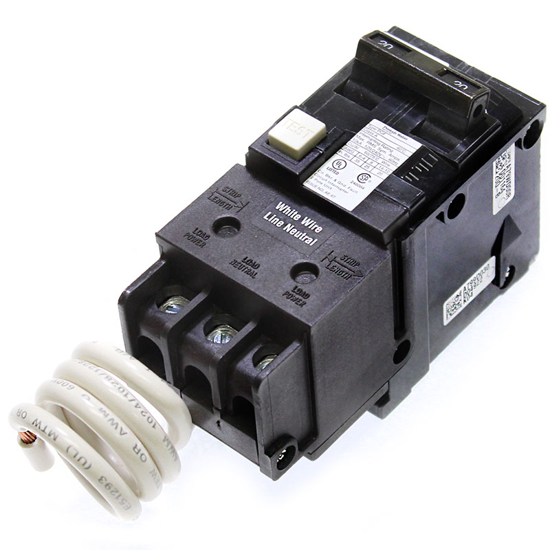 Pentair GFCI Breaker 2 Pole 20 Amp PA220GF Free Shipping
