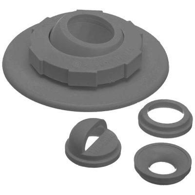 Pentair Inlet Fitting Insert SQ Dark Gray 08434-0100