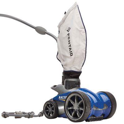 Pentair Pressure Automatic Pool Cleaner Kreepy Krauly Racer 360228